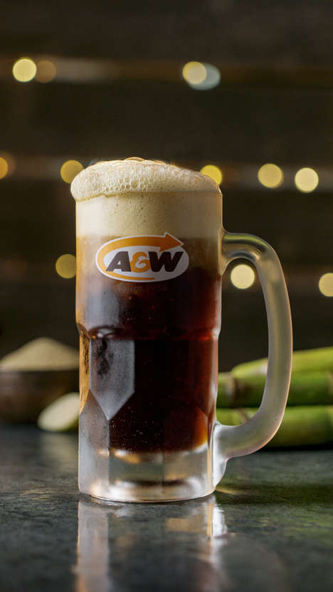 Restaurant Root Beer Giveaways
