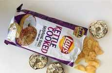 Bagel-Flavored Potato Chips