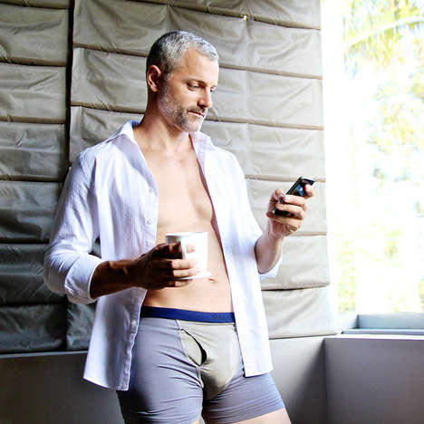 Antibacterial Radiation-Blocking Boxers