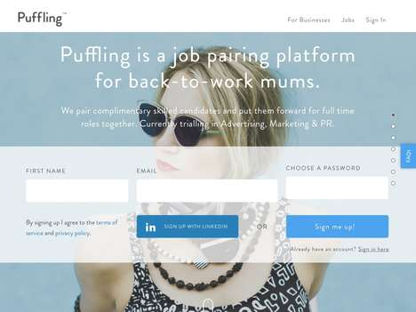 Postpartum Job Platforms