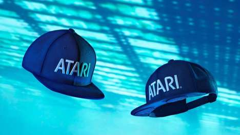 Built-In Speaker Hats - The Atari Connected Life Speakerhat is Embedded with Audio Equipment