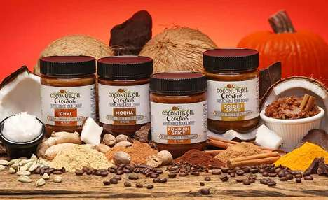 Spice-Infused Coconut Oils - Coconut Oil Creations Upgrade Recipes with Healthy Flavor