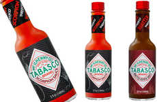 Exotic Flavoring Hot Sauces