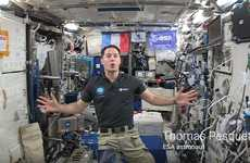 Virtual Space Station Tours