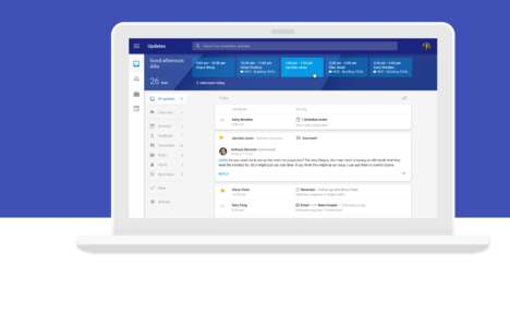 Collaborative Recruiting Apps - Google's 'Hire' Recruiting App Streamlines Human Resources Functions