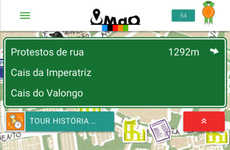 Educational Port Exploration Apps - This App Brings Stories Of the Rio de Janeiro Port To Life