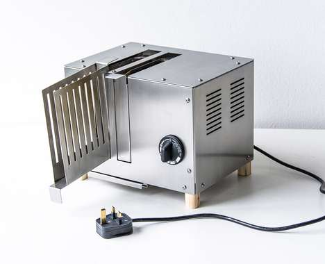Repairable Flat-Pack Toasters