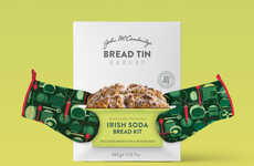 DIY Bread Kits - John McCambridge's 'Bread Tin Bakery' Brand Turns Consumers into Bakers