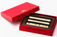 Personalized Message Chocolates - The Kit Kat Chocolatory Offers a Service to Customize Sweet Gifts