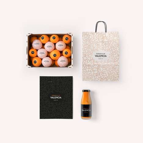 Fashionable Citrus Packing