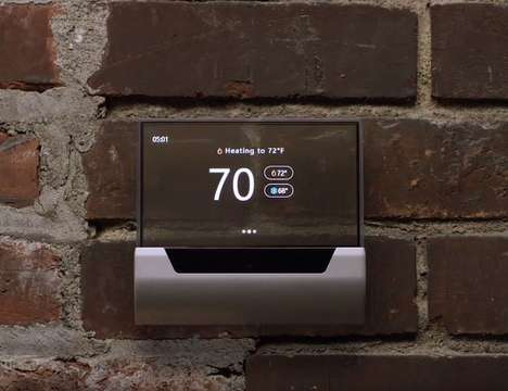 Voice-Activated Intelligent Thermostats - The Microsoft GLAS Cortana Smart Thermostat is Efficient