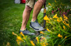 Specialized Gardener Footwear - The Kujo Yardwear All-Purpose Yard Shoes are Protective and Comfy