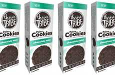 Whole Food Ingredient Cookies