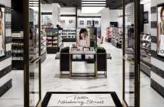 Small-Footprint Beauty Retailers