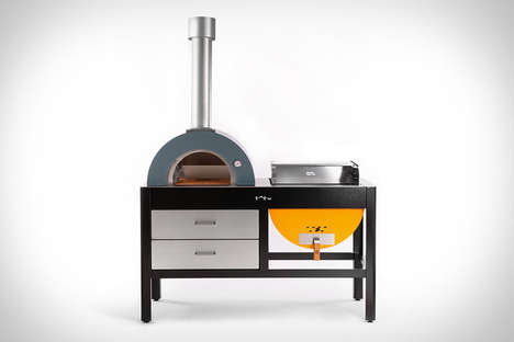 Wood-Powered Ovens