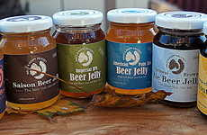Gourmet Beer Jellies