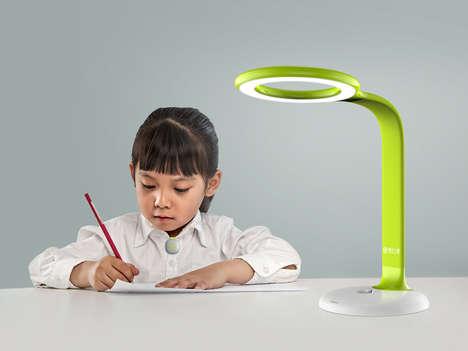 Habit-Improving Smart Lamps