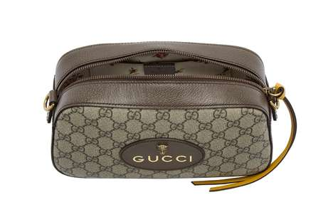 Luxurious Co-Branded Camera Bags