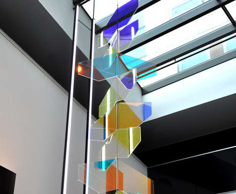 LED-Infused Mobiles
