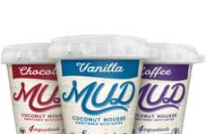 Coconut Mousse Pots - MUD Makes Chilled Vegan Desserts with Minimal Ingredients