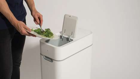 Odor-Free Compost Bins - The 'Taihi Bin' Relies on a Japanese Method of Decomposition