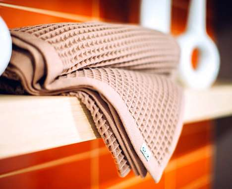 Lightweight Quick-Dry Eco Towels