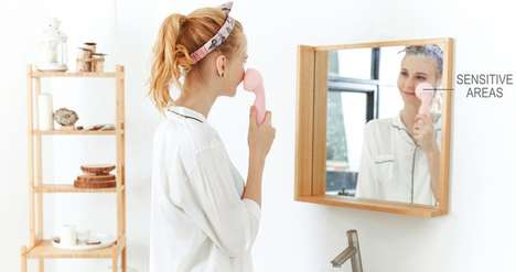 Sonic Handheld Skin Cleansers