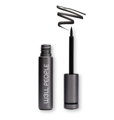 Non-Toxic Liquid Eyeliners - This Clean Liquid Eyeliner from W3ll People is Water-Resistant