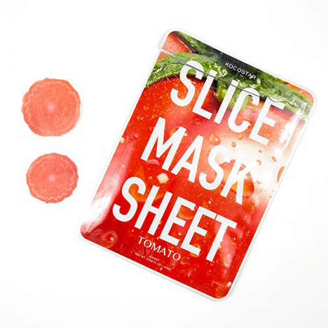 Targeted Miniature Sheet Masks