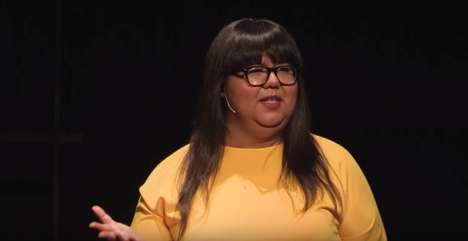 "Casting Away Shame - In Her Talk on Stigma, Virgie Tovar Considers ""Fatphobia"""