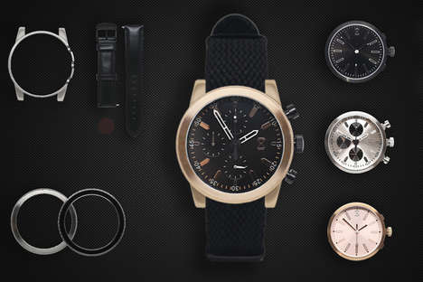 Versatile Modular Watches