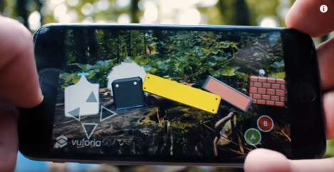 Mixed-Reality Mobile Games - Brave Explorers Brings IRL Gamescapes to Life With its Mobile App
