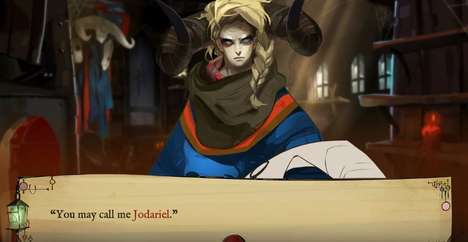 Fantasy-Inspired Sports Games - Supergiant Games' 'Pyre' Combines Elements of RPGs and Sports