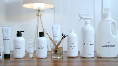 Low-Cost Household Products