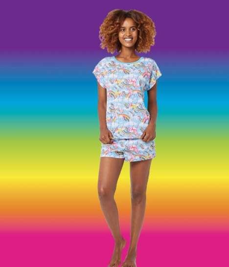Rainbow Pajama Collections