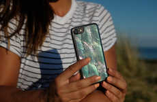 Oceanic Shell Phone Covers