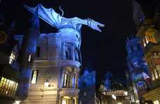 Wizard-Themed Thrill Rides - Universal's Island of Adventure Announced a New Harry Potter Ride