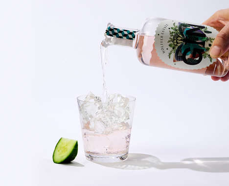 16 Luxurious Alcohol Designs