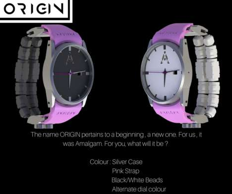 Ultra-Customizable Watches
