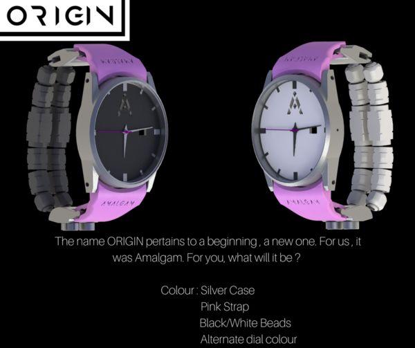 Ultra-Customizable Watches