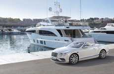 Yacht-Inspired Vehicles