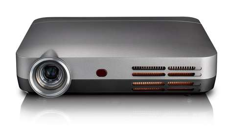 Lightweight Android-Powered Projectors