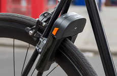 GPS-Enabled Bike Locks