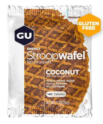 Energizing Waffle Snacks - These GU Energy Snacks Take the Form of a Stroopwafel