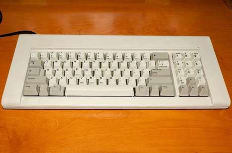 Antiquated Typing Peripherals