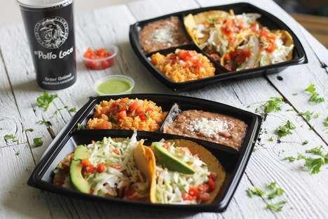 Hearty Taco Platters