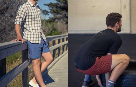 Sophisticated Gym Shorts