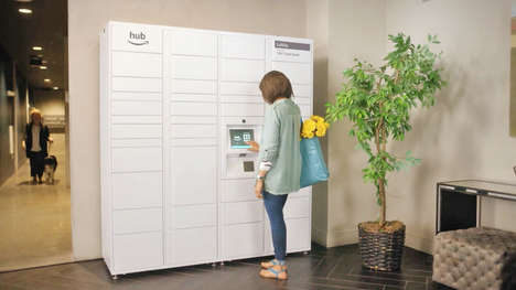 Residential Delivery Lockers
