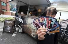 Fortune-Telling Food Trucks - Syfy's Food and Fortune Food Truck Promotes 'Midnight Texas'