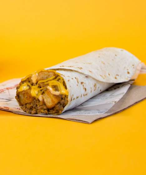 Value-Priced Beef Burritos